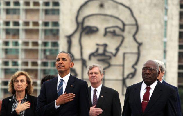«Οι ΗΠΑ προσέγγισαν την Κούβα για ένα εμβόλιο κατά του καρκίνου»