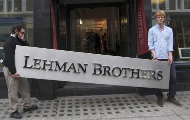"""""""To Brexit θα είναι η Lehman Brothers της Ευρώπης"""""""