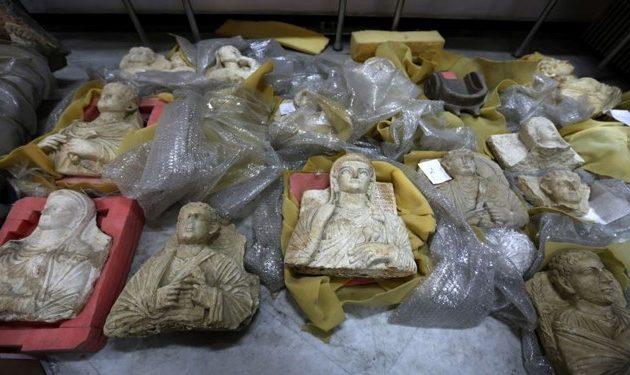 Πόσα χρήματα έβγαλε το Ισλαμικό Κράτος από το λαθρεμπόριο αρχαιοτήτων!