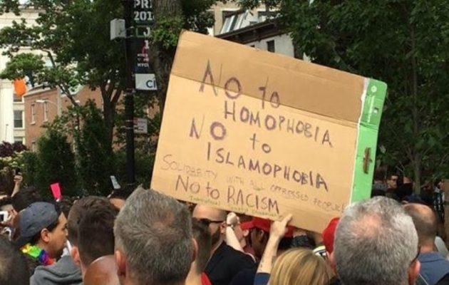 Συγκέντρωση στη Θεσσαλονίκη για τη σφαγή στο Ορλάντο
