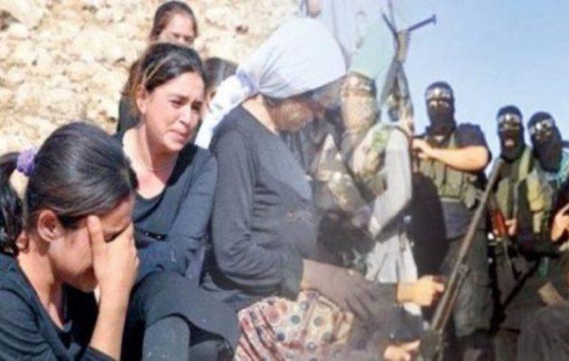 Πρωτοφανές όργιο βιασμών από το Ισλαμικό Κράτος στη βόρεια Συρία