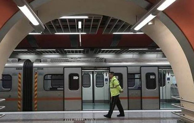 Xωρίς Μετρό την Τρίτη – 24ωρη απεργία των εργαζομένων