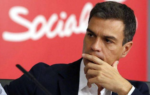 Ο σοσιαλιστής Σάντσεθ παραιτείται από βουλευτής και κατεβαίνει στον λαό