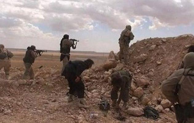 Το Ισλαμικό Κράτος εξαπέλυσε φονική επίθεση αυτοκτονίας κατά των Κούρδων (SDF)
