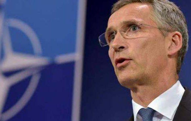 «Απαράδεκτη» η ανάμιξη της Ρωσίας στα εσωτερικά της Ελλάδας, λέει ο Στόλτενμπεργκ