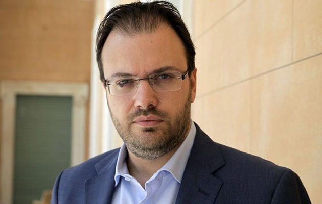 Θεοχαρόπουλος: «Η ΝΔ αναπαράγει fake news και προπαγάνδα»