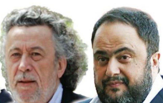 Παραπολιτικά: Ο Τριανταφυλλόπουλος ζητούσε 3-4 εκατ. από Μαρινάκη για νέο κανάλι