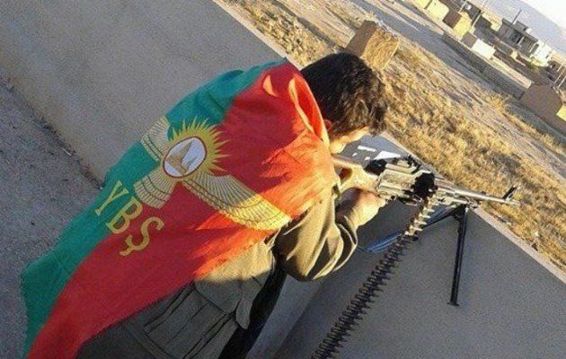 Οι ηλιολάτρες Κούρδοι Γιαζίντι ίδρυσαν κόμμα προσκείμενο στο PKK