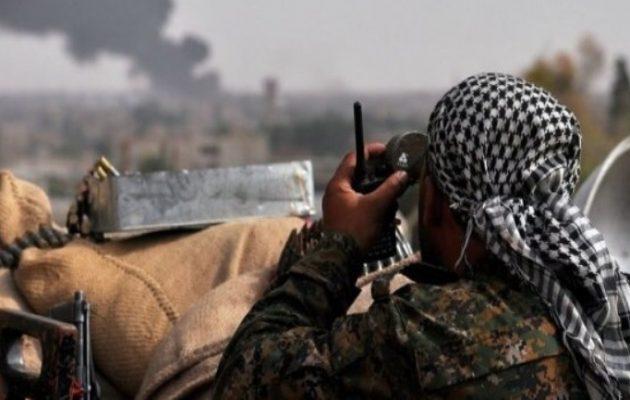 Ρωσικά στρατεύματα εισήλθαν στον κουρδικό θύλακα της Εφρίν