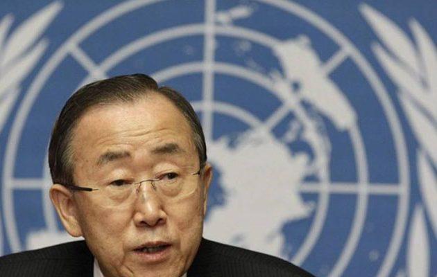 «Χειρότερο από σφαγείο το Χαλέπι» είπε ο Μπαν Κι Μουν μετά από 4 χρόνια σφαγής