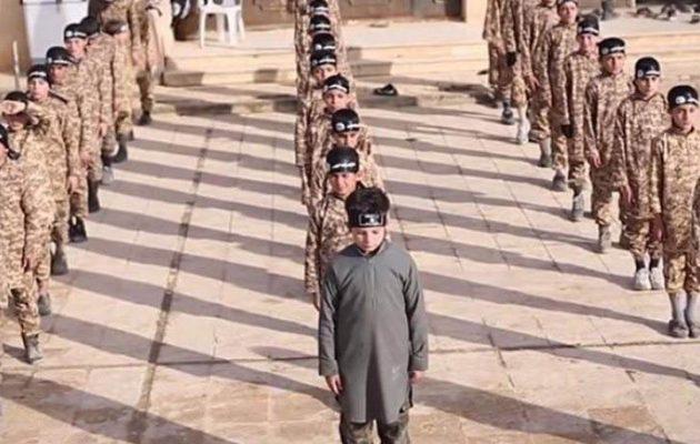 Το ISIS εκπαιδεύει παιδιά από τη Δύση για να γίνουν τζιχαντιστές-αυτοκτονίας