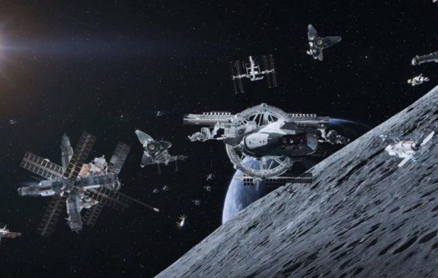 «Εξωγήινος στόλος έχει φτάσει στη Γη και κρύβεται πίσω από τη Σελήνη»