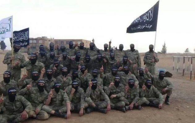 Συναντήθηκαν στη Σμύρνη Τούρκοι αξιωματικοί με τζιχαντιστές για την ίδρυση τουρκικού προτεκτοράτου στη Συρία
