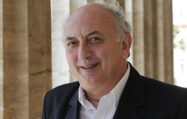 Γιάννης Αμανατίδης: «Η ελληνική γλώσσα διαμόρφωσε την ιστορία του ανθρώπινου πολιτισμού και τη δημοκρατία»