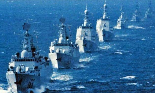 Κίνα: Απειλεί ευθέως με πόλεμο στη Νότια Σινική Θάλασσα