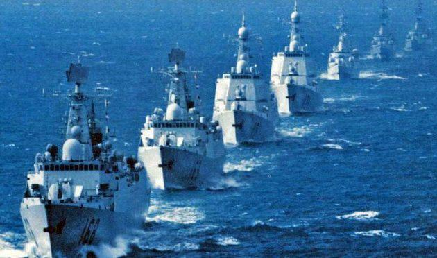 Οργή Κίνας για αμερικανικό πολεμικό πλοίο που «περιπολούσε» στη Νότια Σινική Θάλασσα
