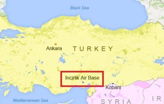 Πραξικόπημα Τουρκία: Σφραγίστηκε η βάση του Ιντσιρλίκ – Της έκοψαν και το ρεύμα