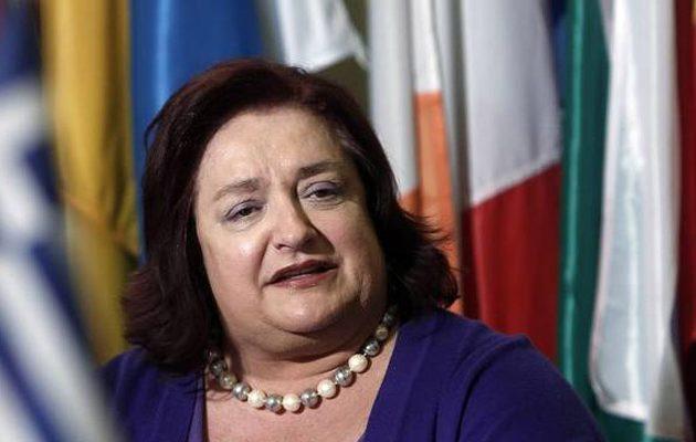 Τι είπε η Γιαννάκου για την αποχώρηση της ελληνικής αντιπροσωπείας από συνέλευση του ΝΑΤΟ