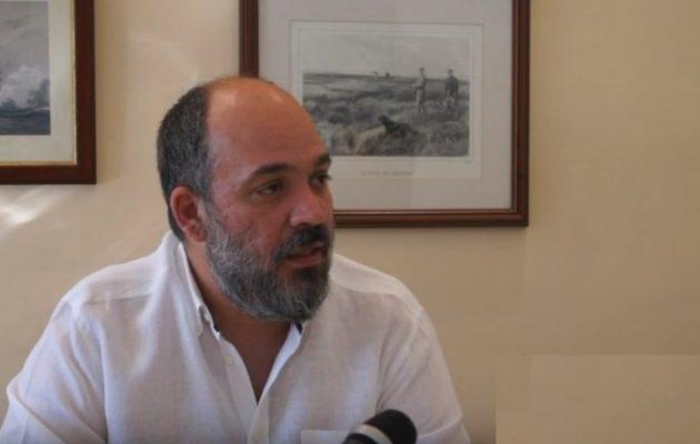 """Στέφανος Μυτιληναίος: """"Ο Ελληνισμός θα κυριαρχήσει"""" (βίντεο)"""