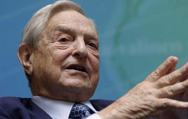 «Προειδοποίηση» Σόρος: Η ΕΕ μπορεί να διαλυθεί όπως η Σοβιετική Ένωση