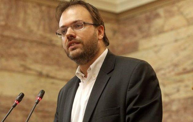 Θεοχαρόπουλος για φονικές πυρκαγιές: Να σταματήσουν τα επικοινωνιακά παιχνίδια
