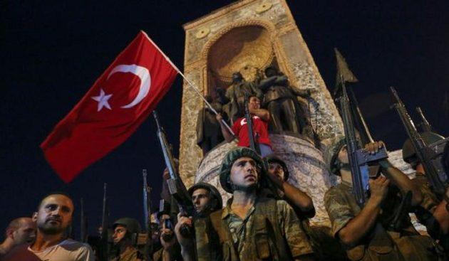 Η Τουρκία κατηγόρησε τη Γερμανία ότι υποστήριξε το πραξικόπημα κατά του Ερντογάν