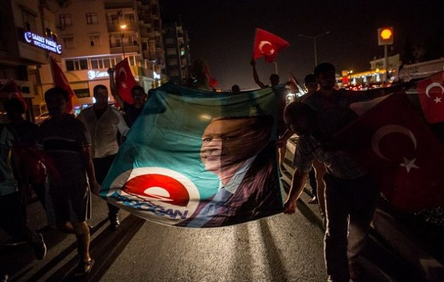 «Γερμανία, Αυστρία και ΗΠΑ έχουν μυστικό σχέδιο να διαλύσουν την Τουρκία»