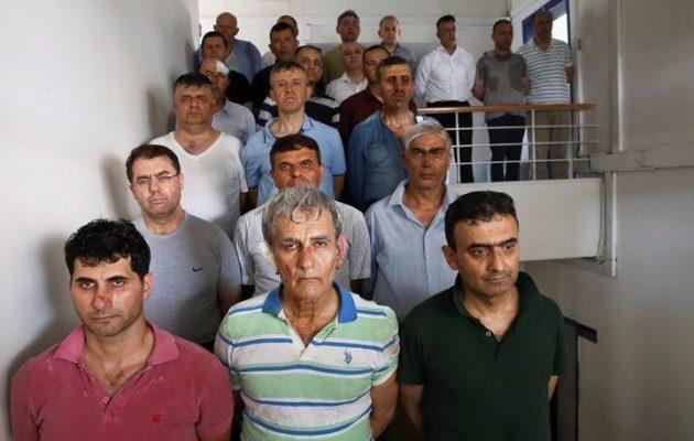 Οι περισσότεροι στασιαστές Τούρκοι στρατηγοί είναι Τουρκαλβανοί