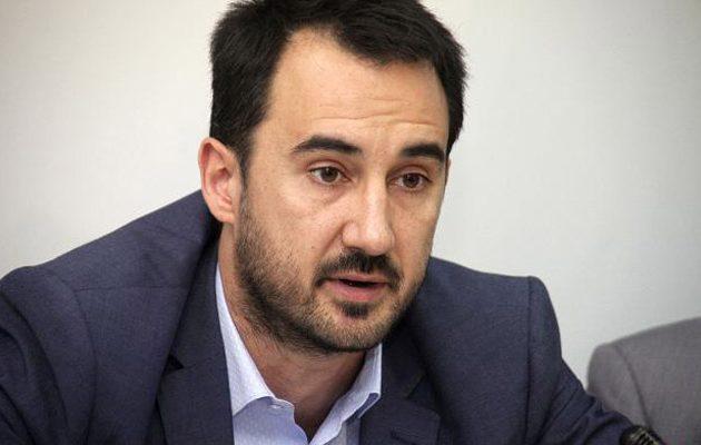 Αλ. Χαρίτσης: Περιμένουμε από τον Κυρ. Μητσοτάκη να αποπέμψει τον Αντ. Διαματάρη