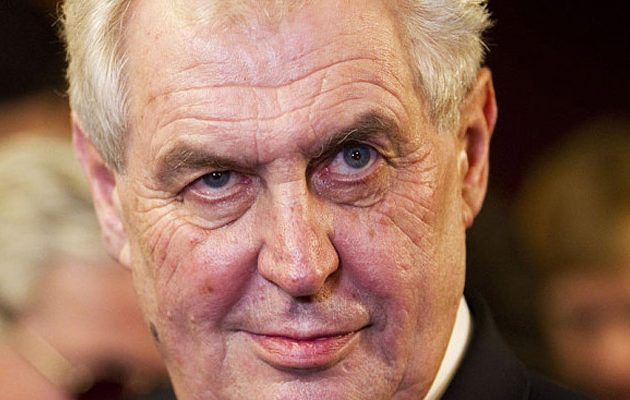 Tι αποκάλυψε ο Τσέχος πρόεδρος για την ουσία που δηλητηριάστηκε ο Ρώσος πράκτορας
