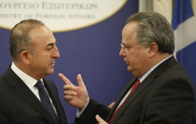 Νίκος Κοτζιάς: «Η Τουρκία να το ξεχάσει ότι μπορεί να εκτουρκίσει την Ευρωπαϊκή Ένωση»