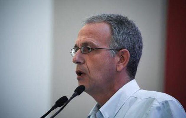 Ρήγας: Ο Μητσοτάκης παίζει με τη φωτιά προς όφελος των μικροκομματικών συμφερόντων