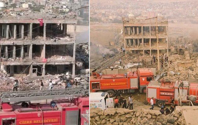 11 νεκροί και 78 τραυματίες στην Τουρκία – Δείτε βίντεο από το σημείο της έκρηξης