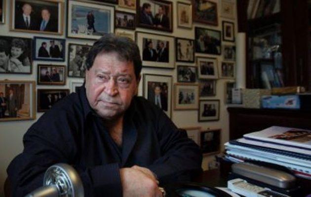 Ισραήλ: Πέθανε ο πρώην ηγέτης των Εργατικών Μπενιαμίν Μπεν Ελιέζερ