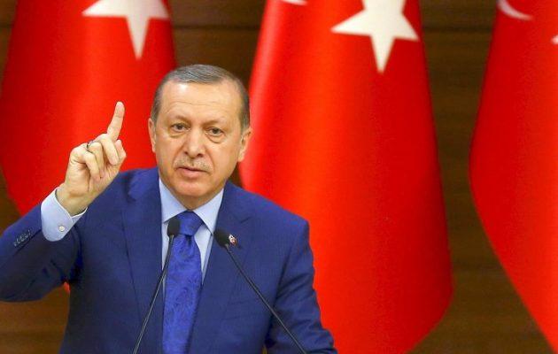 """Ερντογάν: """"Σταυροφόροι"""" εναντίον του Ισλάμ οι Ευρωπαίοι ηγέτες – Γιατί συναντήθηκαν με τον Πάπα;"""