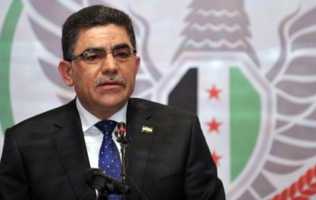 Ο Ερντογάν ιδρύει ψευδοκράτος (με συνταγή Κύπρου) στη βόρεια Συρία – «Πρόεδρος» ο Χίτο