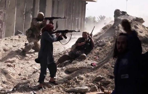 Το Ισλαμικό Κράτος εξαπέλυσε τρομερή επίθεση στη πόλη Αλ Μπουκαμάλ – Μαίνονται άγριες οδομαχίες