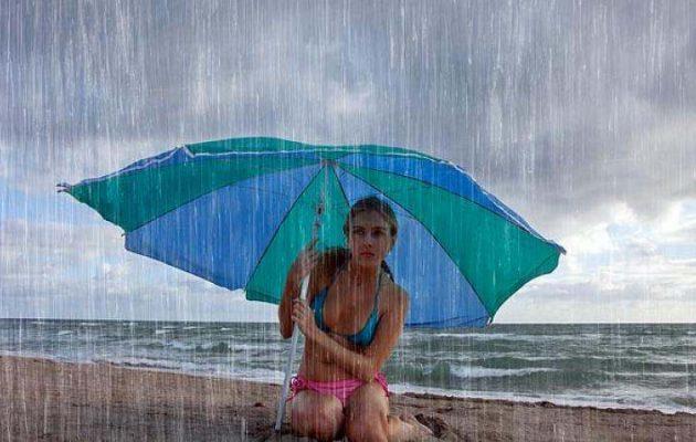 Έκτακτο δελτίο καιρού: Βροχές, καταιγίδες και χαλάζι