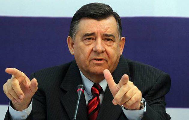Τι είπε ο Καρατζαφέρης για την «τριάδα» του ΛΑΟΣ που είναι στην κυβέρνηση