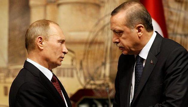 Πούτιν και Ερντογάν ζούνε έναν μεγάλο έρωτα καβάλα στον Turkish Stream