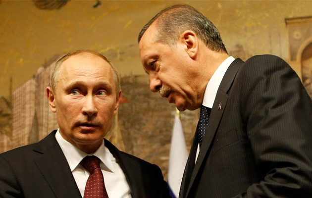 Εσπευσμένα στη Ρωσία ο Ερντογάν – Θα μιλήσει με Πούτιν για τη Συρία