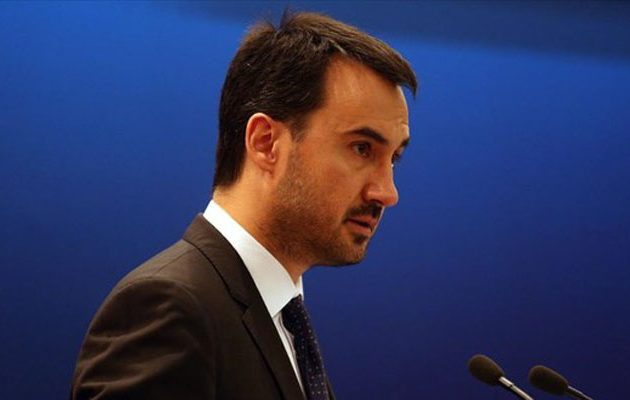 Χαρίτσης: H ελληνική κυβέρνηση παίρνει ξεκάθαρη θέση στα διλήμματα της Ευρώπης