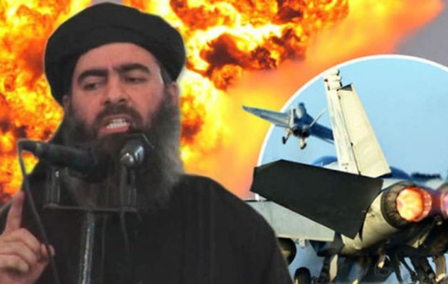 Οι Ιρακινοί ισχυρίζονται ότι σκότωσαν τον υπαρχηγό του «χαλίφη» Μπαγκντάντι στη Συρία