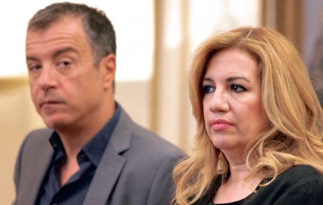 Σφαγή στα social media μεταξύ Φώφης και Σταύρου με αφορμή το «ραντεβού» με Τσίπρα