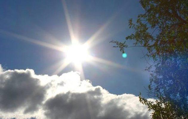 Ήλιος με «δόντια» την Τετάρτη – Που θα βρέξει