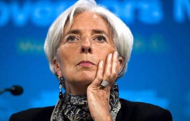 Λαγκάρντ για κοροναϊό: Το οικονομικό σοκ δεν αφήνει κανέναν ανεπηρέαστο