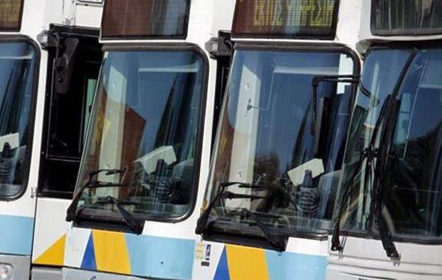 Στάση εργασίας στα λεωφορεία: Πώς θα κινηθούν την Τρίτη