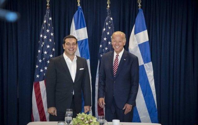 """Τα τρία """"ναι"""" του Μπάιντεν, το χρέος και το γεωπολιτικό δόγμα της Ελλάδας"""