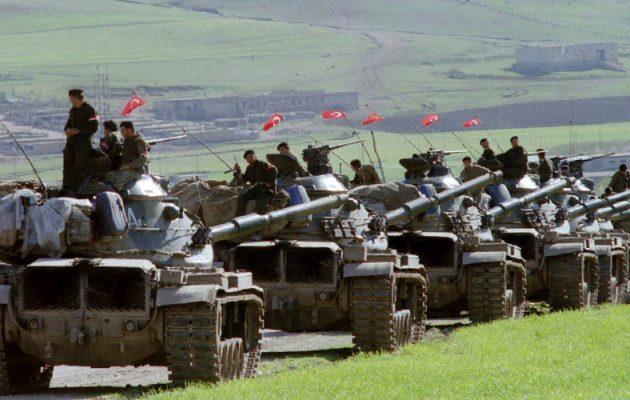Ο Ερντογάν οδεύει στο Βατερλό του – Ετοιμάζει εισβολή στο Ιράκ για να σφάξει τους Κούρδους