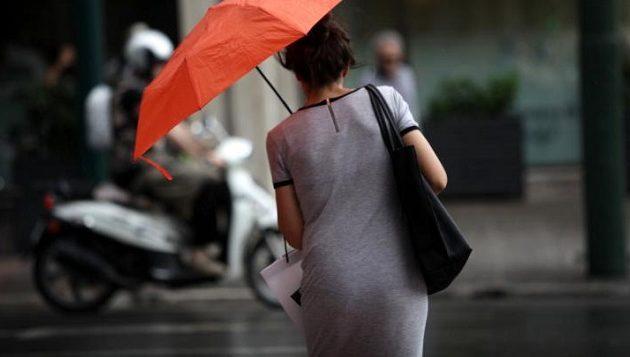 Έρχονται βροχές το απόγευμα της Κυριακής – Που θα εκδηλωθούν καταιγίδες